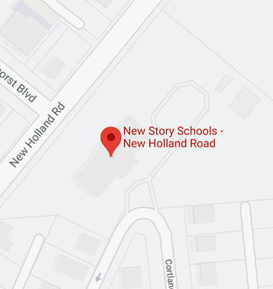 Here's our school location on the map in New Holland School.