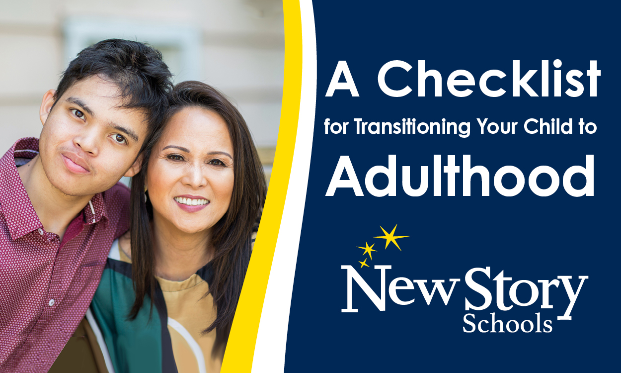 A Checklist for Transitioning Your Child to Adulthood