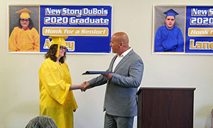 New Story DuBois Celebrates 2020 Graduation