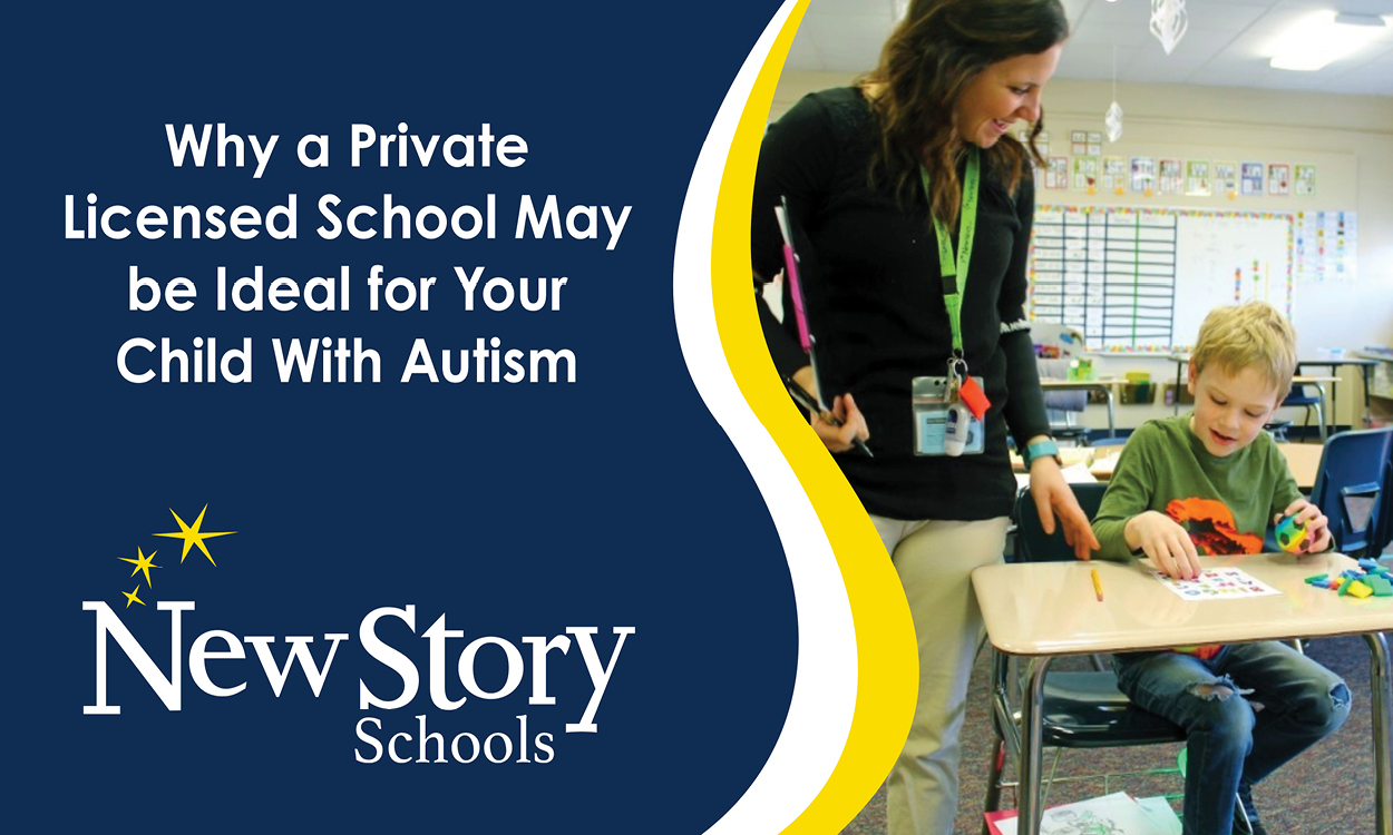 Why a Private Licensed School May Be Ideal for Your Child with Autism