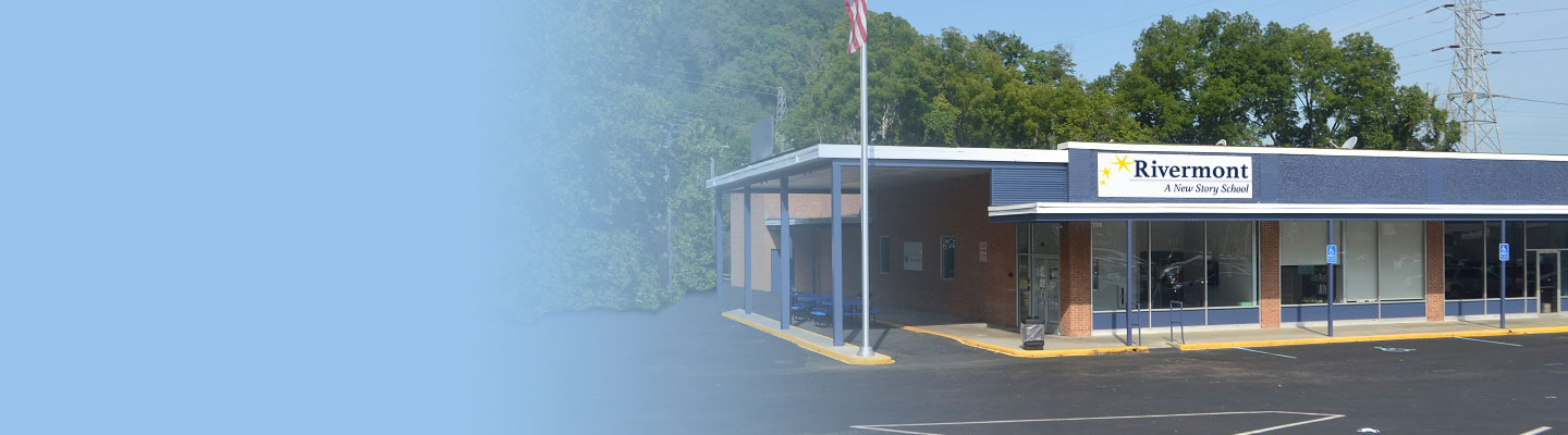 Here's our school building in Roanoke Southeast