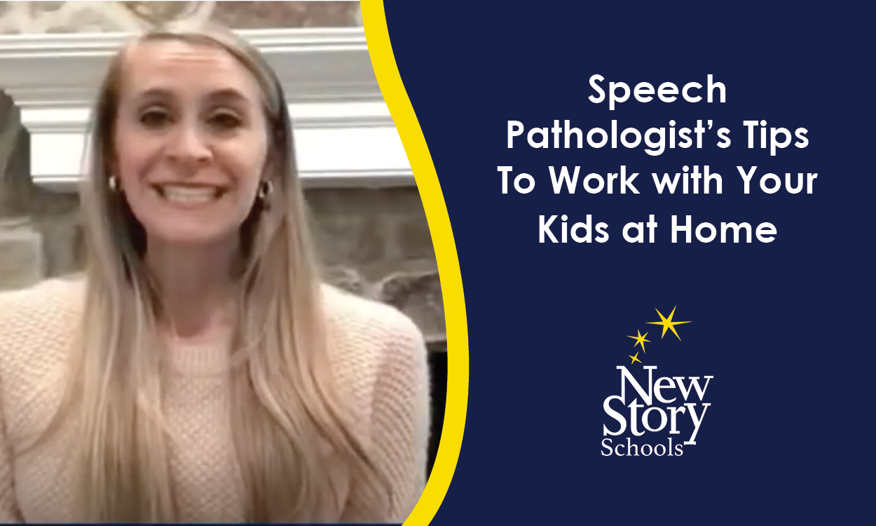 Speech Pathologist's Tips To Work with Your Kids at Home