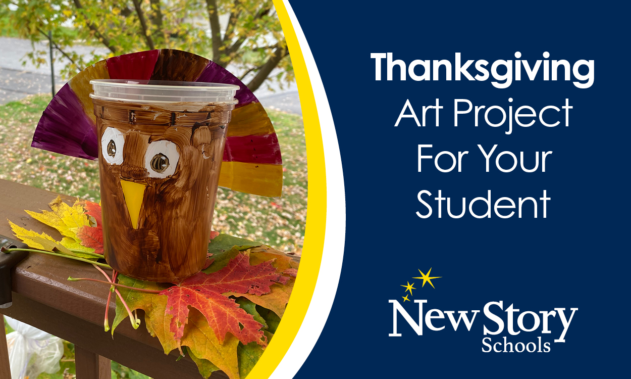 Thanksgiving Turkey Craft for Your Student