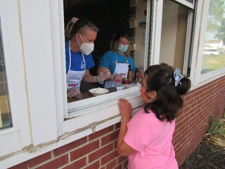 Selinsgrove students learned about math and decision making in their own little ice cream shop.