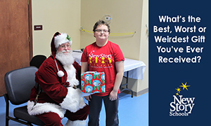 Best, Worst or Weirdest Gift Responses Revealed!