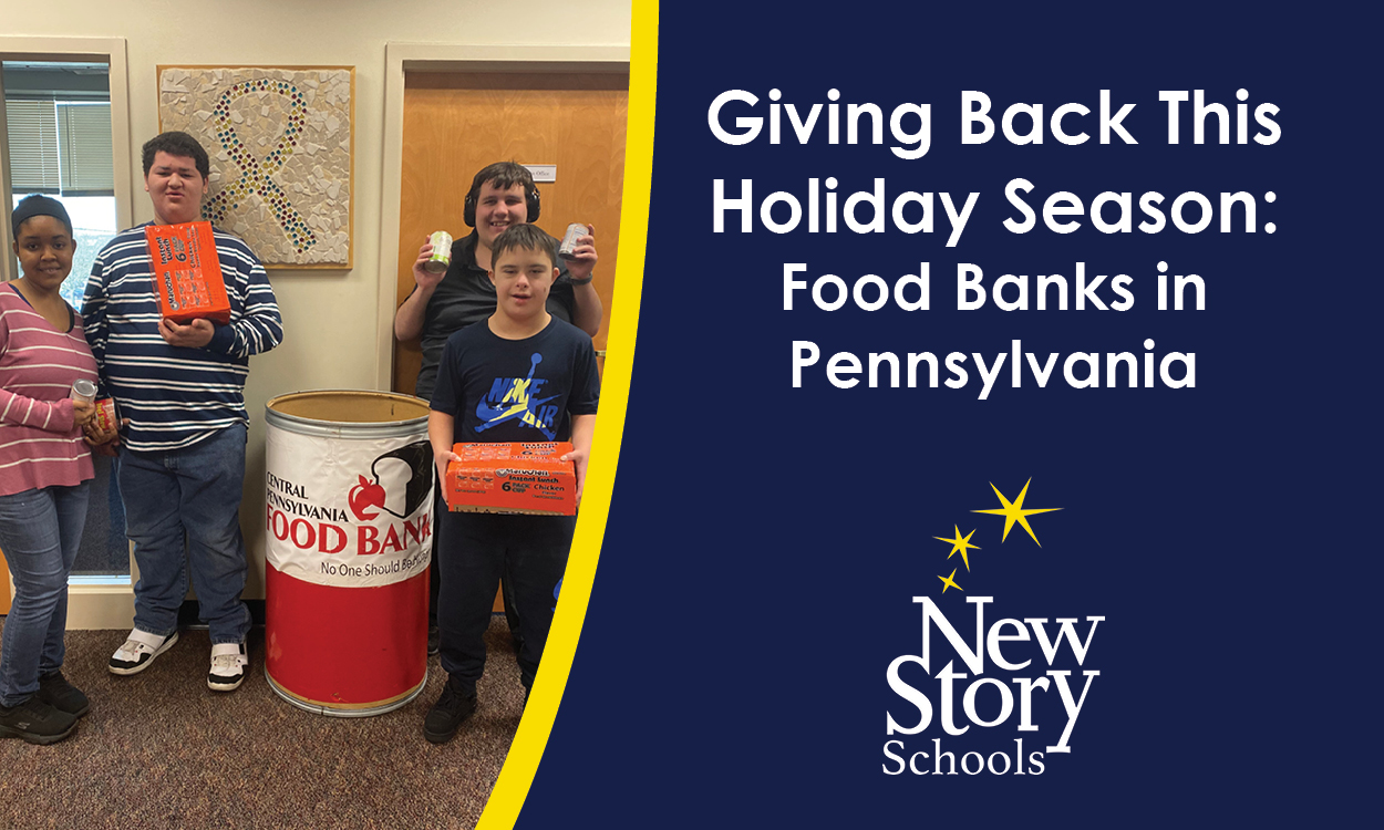 Giving Back: Food Banks in PA