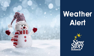 School Closings and Delays for the Week of 2/8/21