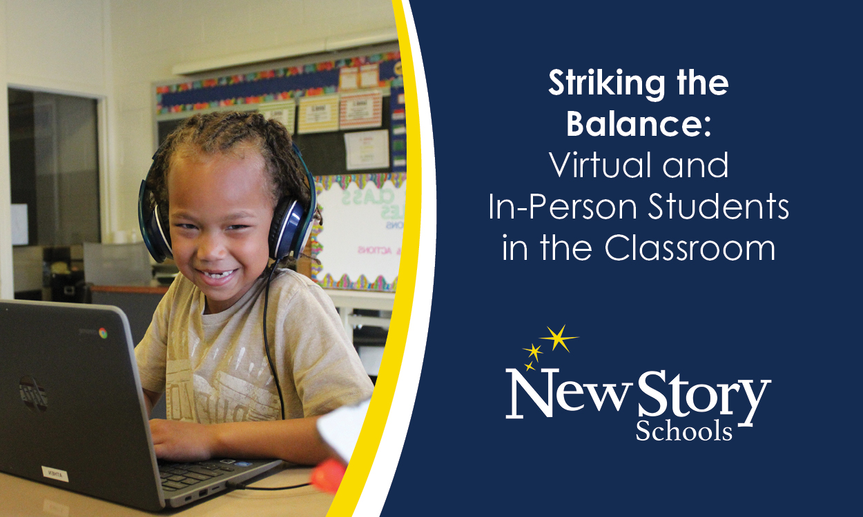Striking the Balance: Virtual and In-Person Students in the Classroom