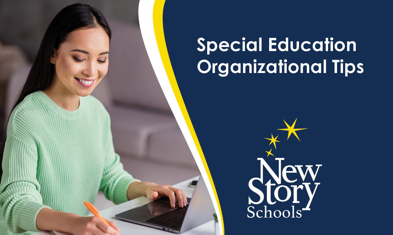 Special Education Organizational Tips