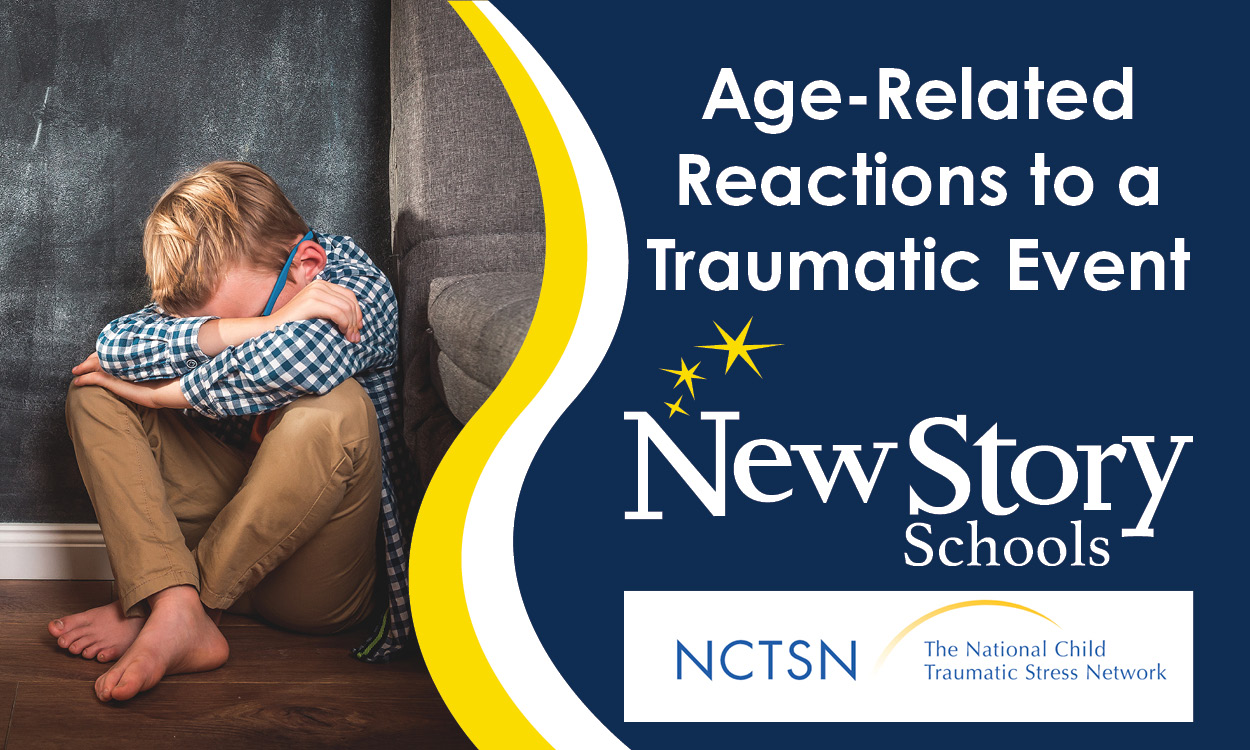 Age-Related Reactions to a Traumatic Event