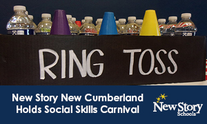 New Cumberland Holds Social Skill Carnival