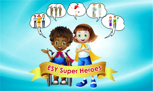 New Story Presents Theme for ESY