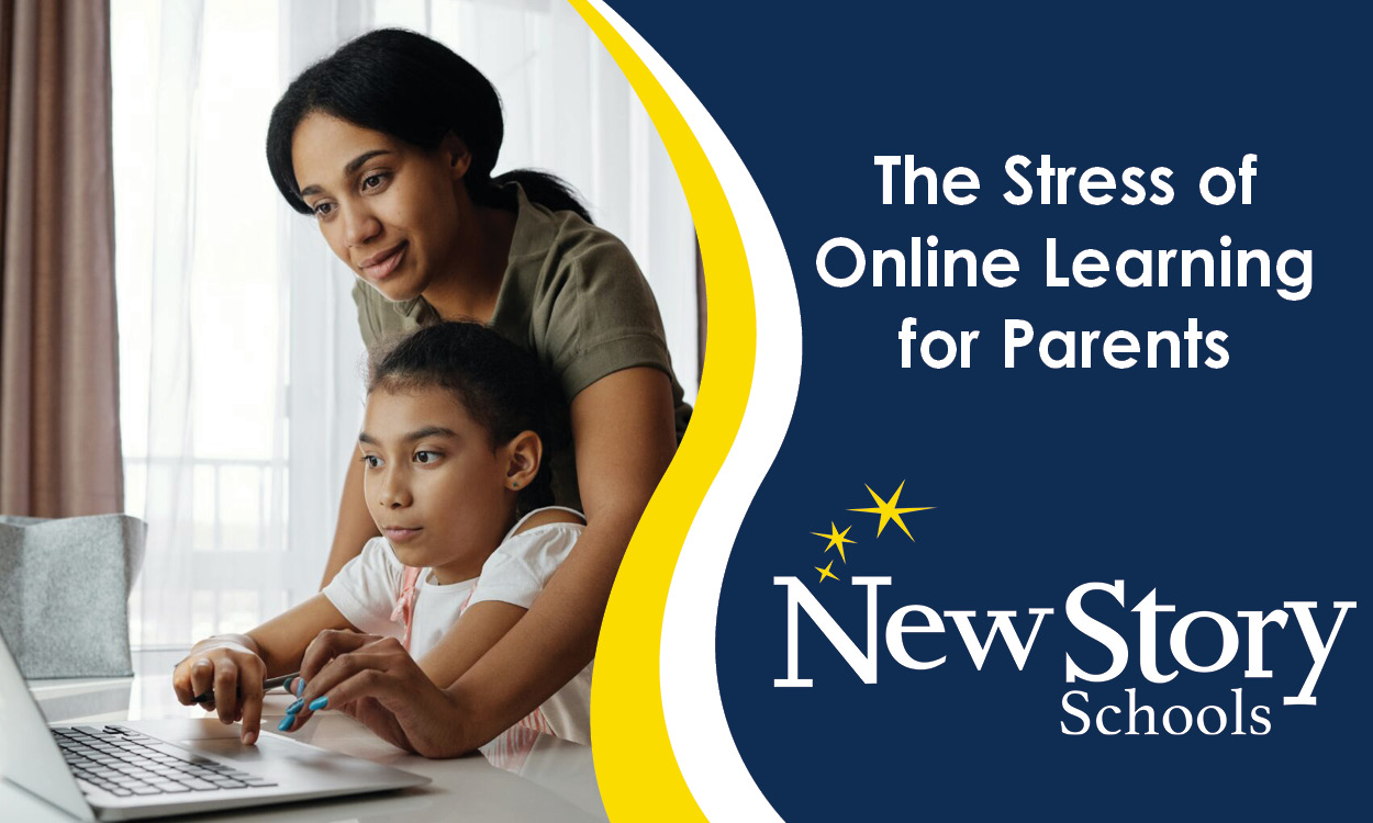 The Stress of Online Learning for Parents