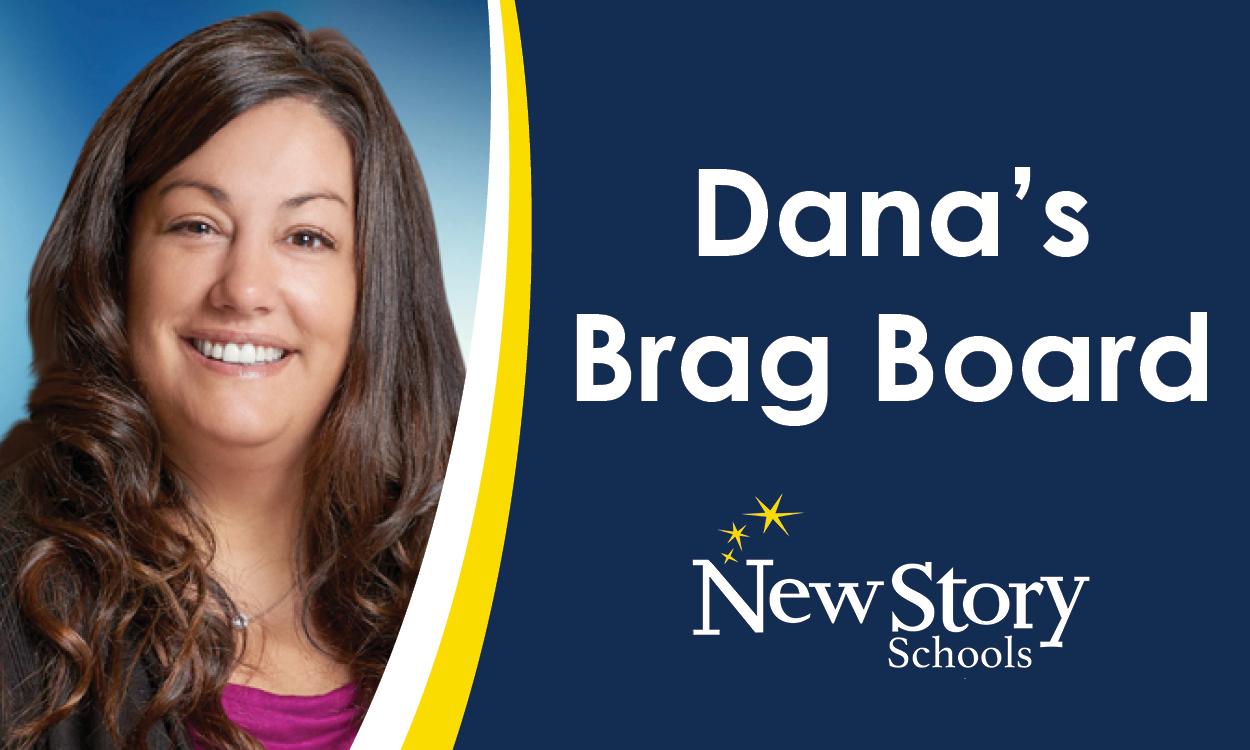 Dana's Brag Board -- 5/11/21