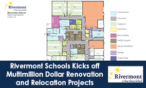 Rivermont Schools Kicks off Renovations