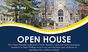New Story Schools State College Holding Open House