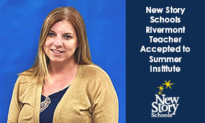 Rivermont Teacher Accepted to Summer Institute