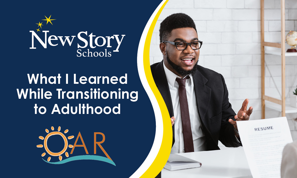 What I Learned While Transitioning to Adulthood