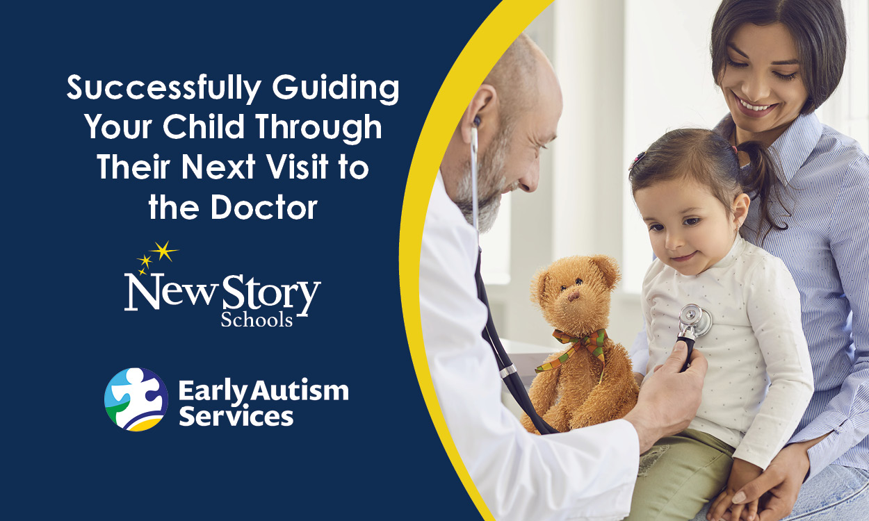 Successfully Guiding Your Child Through Their Next Visit to the Doctor
