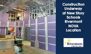 Construction Underway at New Story Schools Rivermont NOVA Location