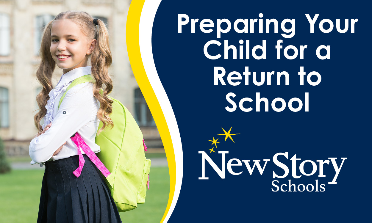 Preparing Your Child for a Return to School