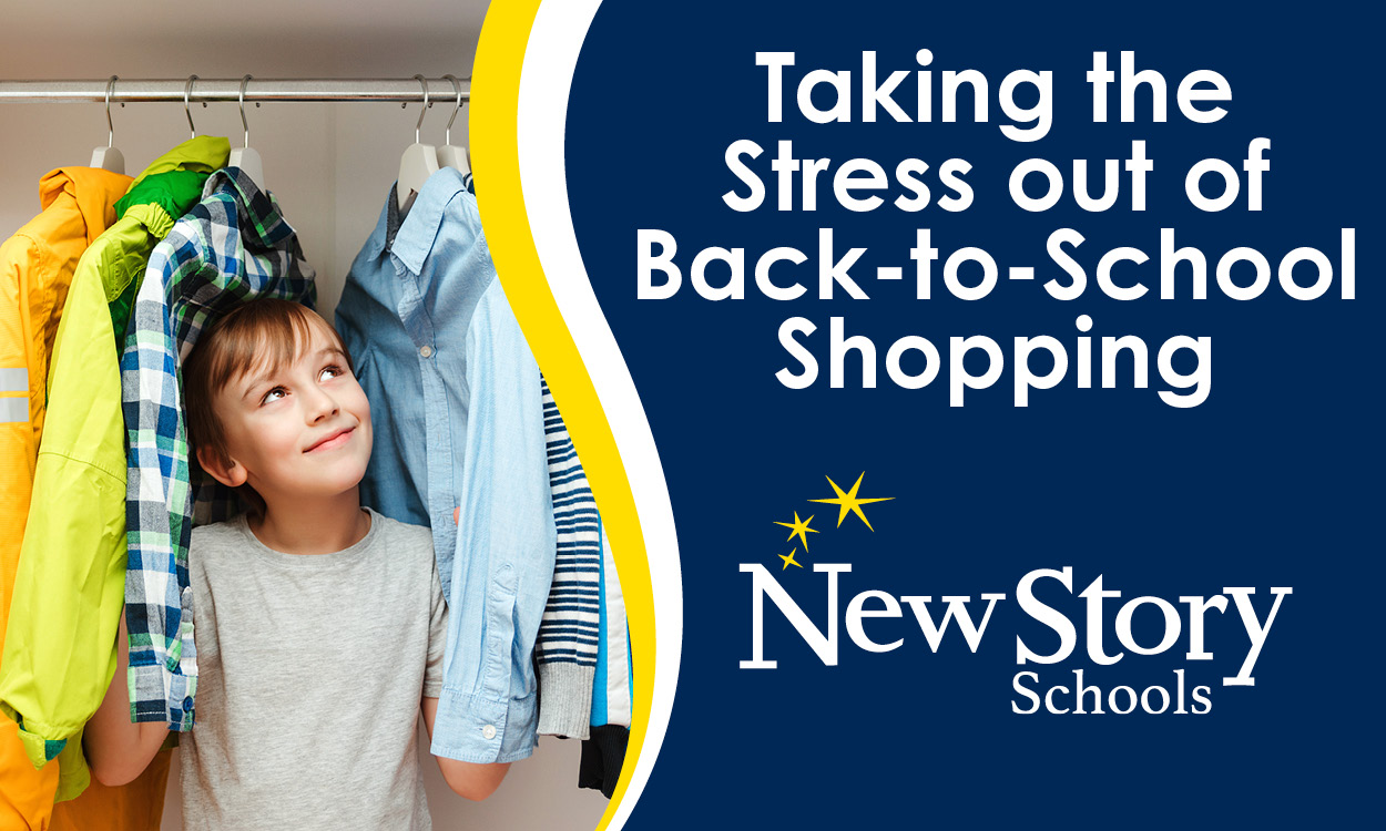 Taking the Stress out of Back-to-School Shopping for Children with Sensory Sensitivities