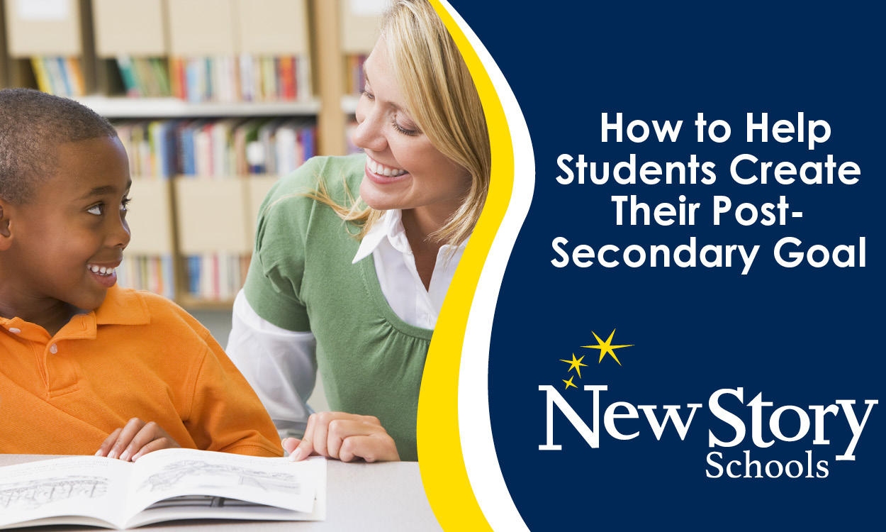 How to Help Students Create Their Post-Secondary Goal