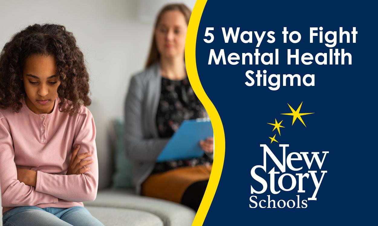 5 Ways to Fight Mental Health Stigma
