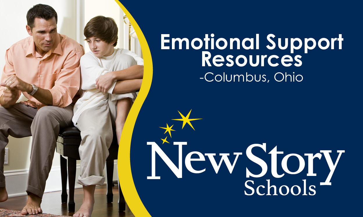 Emotional Support Resources -- Columbus, Ohio