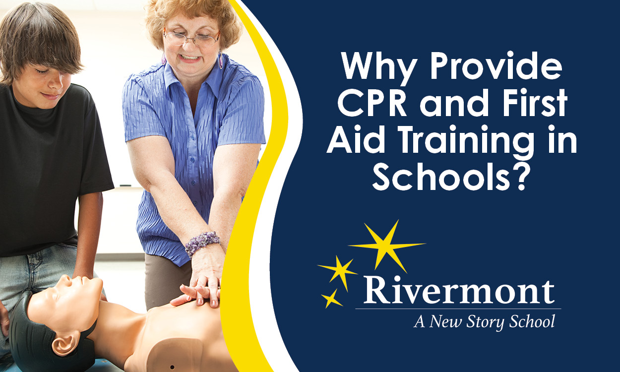 Why Provide CPR and First Aid Training in Schools?