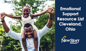 Emotional Support Resources -- Cleveland, Ohio
