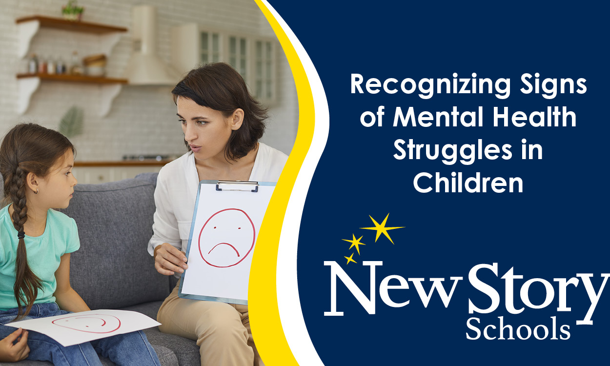 Recognizing Signs of Mental Health Struggles in Children